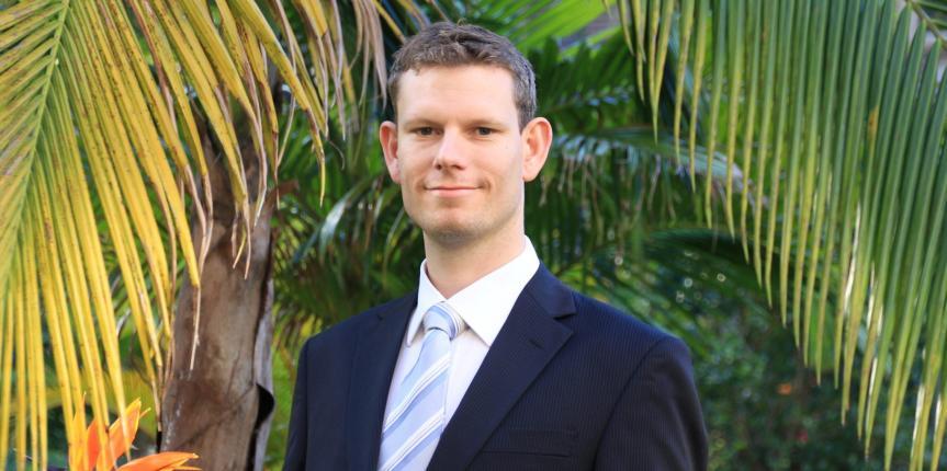Justin Barnes  Personal Advisor
